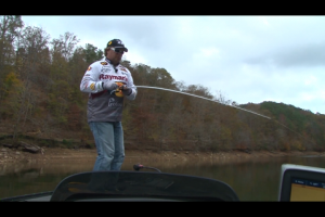 1Source Video: Horton's Winter Bass Fishing Secret