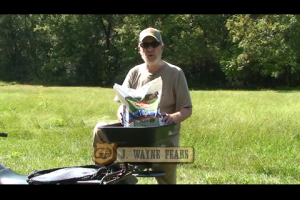 1Source Video: Semi - Permanent Food Plots Using an ATV and Lime to Prep the Soil 3 of 5
