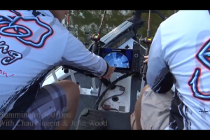 1Source Video: Crappie Fishing With the Humminbird 360