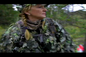 1Source Video: Black Bear Hunt with Brenda Valentine