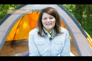 1Source Video: Tips for Backyard Campouts & Cookouts