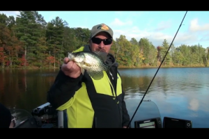 1Source Video: Trolling Rat-L-Traps for Crappie