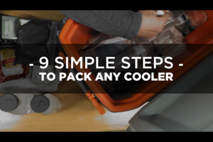 1Source Video: How-To Pack Any Cooler for Best Results