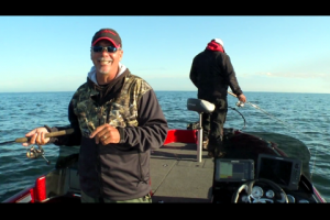 1Source Video: Fishing Tip – Fall Jigging Structure on the Great Lakes Walleyes