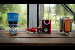 Choosing a Backpacking Stove