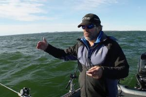 Trolling - Boat Control On Windy Days