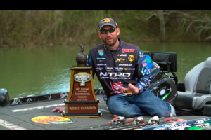 1Source Video: The Gear: Ott Wins the Super Bowl of Bass Fishing