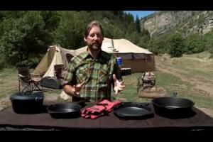 Cabela's Five-Piece Cast Iron Starter Set