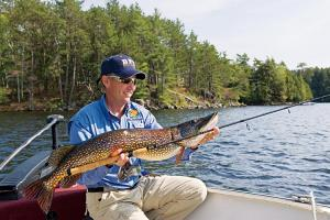 News & Tips: Learn the Basics of Pike Behavior for Spring Fly Fishing...