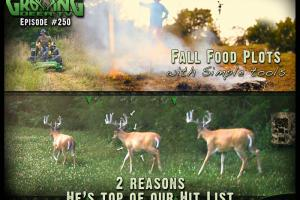 News & Tips: Deer Season: My Biggest Buck Hit List & Tips on Food Plots and Tree Plots (video)...