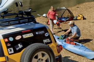 News & Tips: Car Topping Your Kayak? Tips for Choosing the Right Equipment...