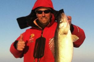 News & Tips: Catch World Class Walleye in the Annual Migration Route & Spawning Grounds of Lake Erie...