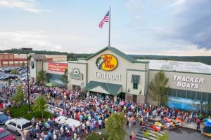 News & Tips: What is The Secret to Making a Bass Pro Shops Grand Opening so Much Fun?...