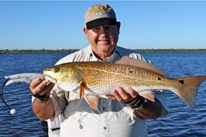 News & Tips: Louisiana Redfishing at Grosse Savanne...