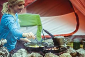 Don't let the temptations of hunting camp throw off your diet. Go in with a plan to stay happy and healthy. ...