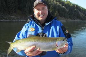News & Tips: Trout Fishing: When Bug Eaters Turn Bad on the River Systems (video)...