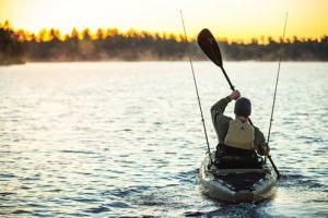 News & Tips: Fish Finders for Your Kayak, Canoe, or Jon Boat...