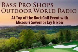 News & Tips: Missouri Governor Jay Nixon Radio Interview at Big Cedar Lodge Legends of Golf...