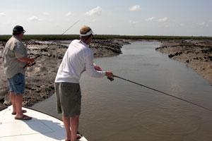 News & Tips: How to Fish Skinny Waters for Redfish