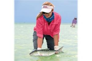 News & Tips: Choosing Women's Fishing Apparel