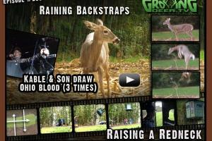 News & Tips: Redneck Blind Strategies & Prime Bow Hunting: 3 Kills...