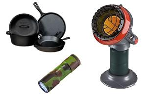 News & Tips: Christmas List: Camping Gear