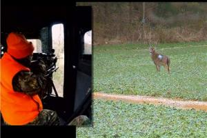 News & Tips: Perfect Combination For Deer Hunting: Cold Weather and Rut Action!   (video)...