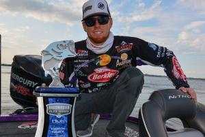Josh Bertrand Winner - 2018 Bassmaster Elite on The St. Lawrence River by Josh Bertrand Winner - 2018 Bassmaster Elite on The St. Lawrence River...