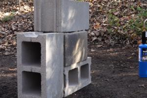 Instructions to build a Campfire Rocket Stove