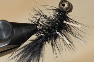 News & Tips: Tying the Barr's Spork Fly