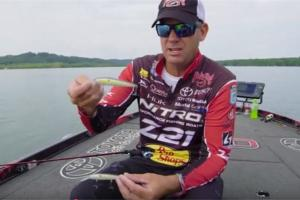 News & Tips: Fishing: Kevin VanDam Shares His Jerkbait Crash-Course (video)...
