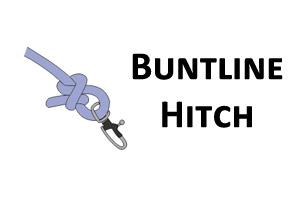 News & Tips: Rope Knot Library: How to Tie a Buntline Hitch Rope Knot...