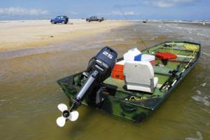 News & Tips: Jon Boats in Saltwater? You Bet!
