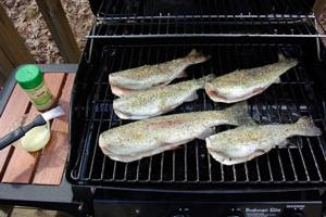 News & Tips: Tips and Recipes for Grilling Fish