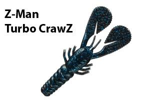 News & Tips: Product Review: Z-Man Turbo CrawZ
