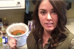 News & Tips: Elk Crock Pot Recipe: Cheeseburger Mac'n'Cheese (video)...