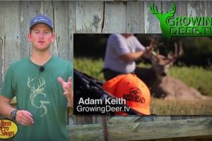 News & Tips: Kansas Buck Down! Early Season 2015 Whitetail Deer Hunt (video)...