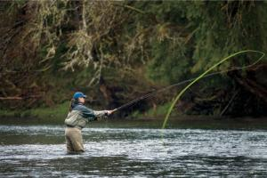News & Tips: 3 Tips for Successfully Fly Fishing in the Rain...