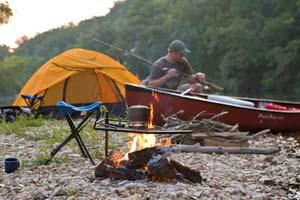 News & Tips: 5 Easy Shelter Options When Camping Along Rivers...
