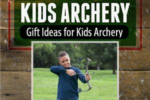News & Tips: Bass Pro Shops Christmas Gift Guide for Kids Who Are Excited About Archery...