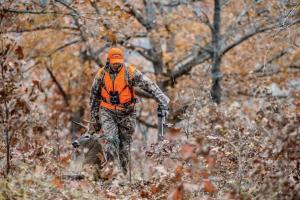 News & Tips: Why Deer Hunting From Natural Cover Ground Blinds is So Crazy Good...