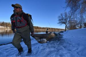 News & Tips: Kayakers, Are You Being Practical About Cold Weather Fishing?...