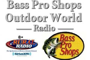 News & Tips: NASCAR's Ty Dillon & Mercury Marine Interview on Bass Pro Shops Outdoor World Radio...