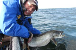 News & Tips: Use 3-Way Rigs on One of the Strangest Fighting Freshwater Fish, Lake Trout (video)...
