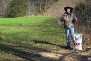 News & Tips: The First Step for Spring Food Plots for Better Deer Hunting (video)...
