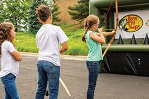 News & Tips: Fun Activities to Do With Kids This Summer at Bass Pro Shops...