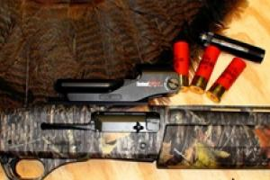 News & Tips: Modern Technology Meets the Turkey Shotgun...