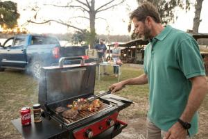 News & Tips: Add Delicious Smoke Flavor to Your Camp Cooking (video)...