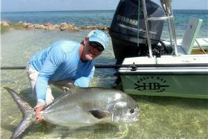 News & Tips: Travel Blog: Flats Fishing for Trophies in Miami's Backyard...