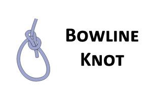 News & Tips: Rope Knot Library: How to Tie a Bowline Rope Knot...